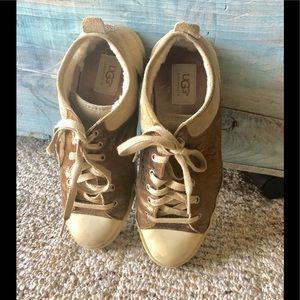 Fun and comfortable shoes by UGG size 9